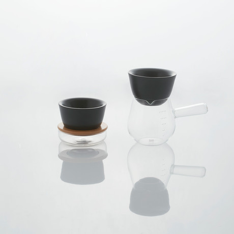 Hand Drip Coffee Set // Fast