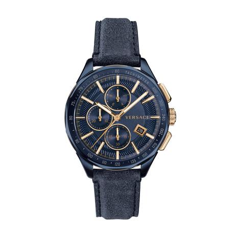 Versace Glaze Chronograph Swiss Quartz // VEBJ00318