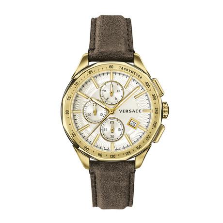 Versace Glaze Chronograph Swiss Quartz // VEBJ00418