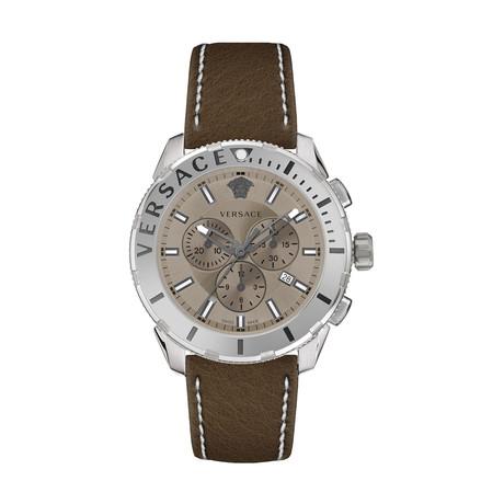 Versace Casual Chronograph Swiss Quartz // VERG00118