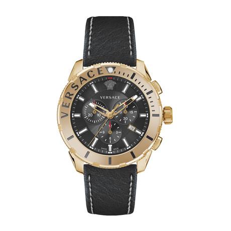 Versace Casual Chronograph Swiss Quartz // VERG00318