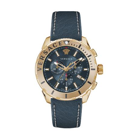 Versace Casual Chronograph Swiss Quartz // VERG00418