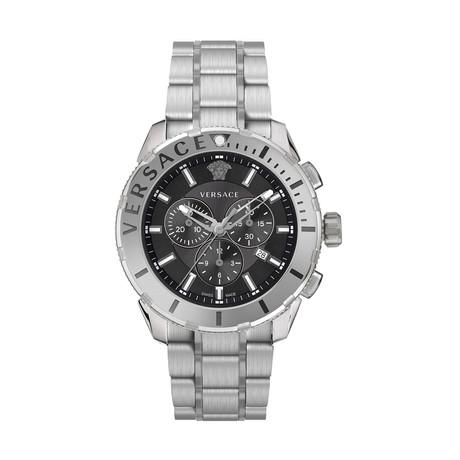 Versace Casual Chronograph Swiss Quartz // VERG00518