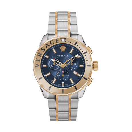 Versace Casual Chronograph Swiss Quartz // VERG00618