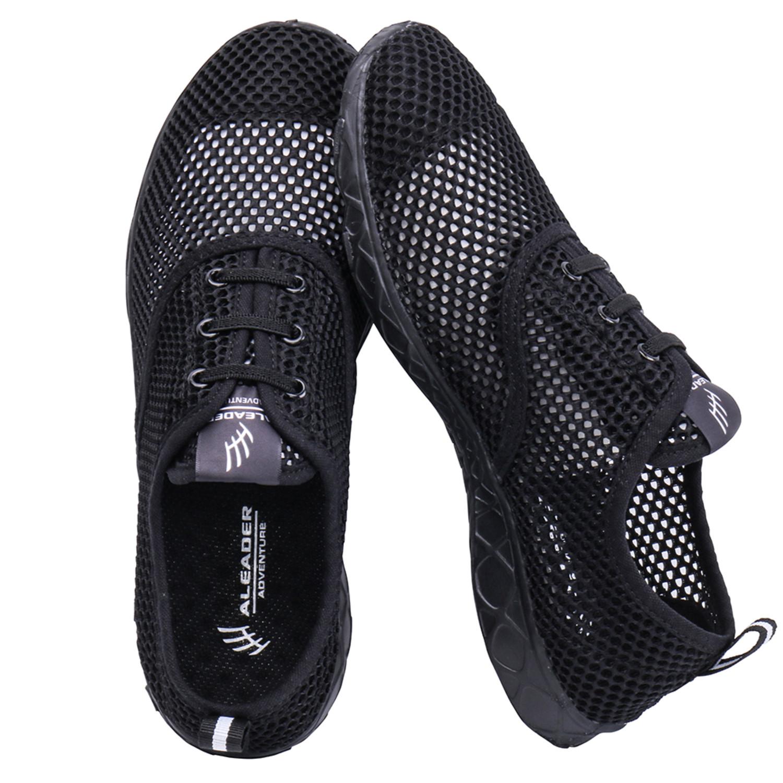 ef47525264b8 Men s XDrain Classic 1.0 Water Shoes    All Black (US  7) - Aleader ...