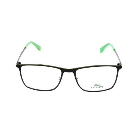 Men's L2223 Optical Frames // Matte Black