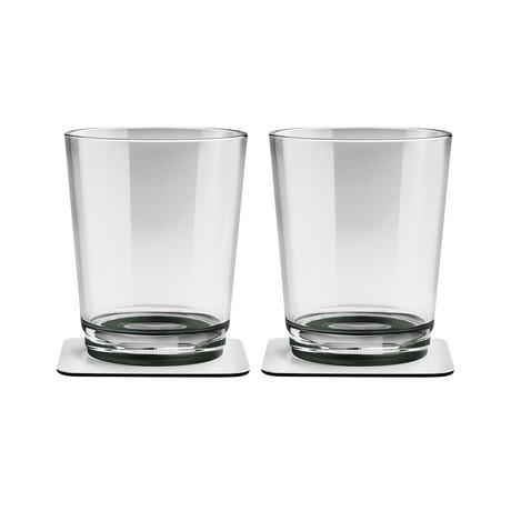 Magnetic Drinking Cup // Set Of 2 // Pearl Gray