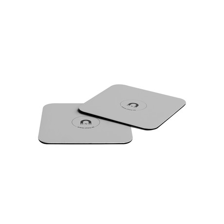 Nano Gel Metallic Coaster // Set Of 2