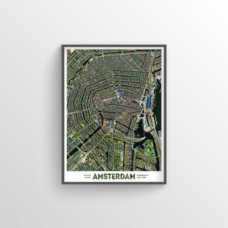 "Amsterdam (18""W x 24""H)"