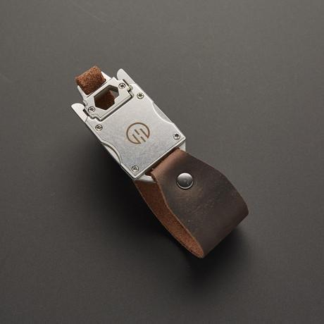 The Finn Multitool Bracelet // Silver