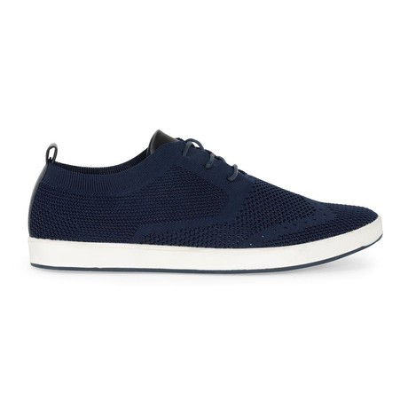 Brian Casual Laced Up Shoe // Navy (Euro: 41)