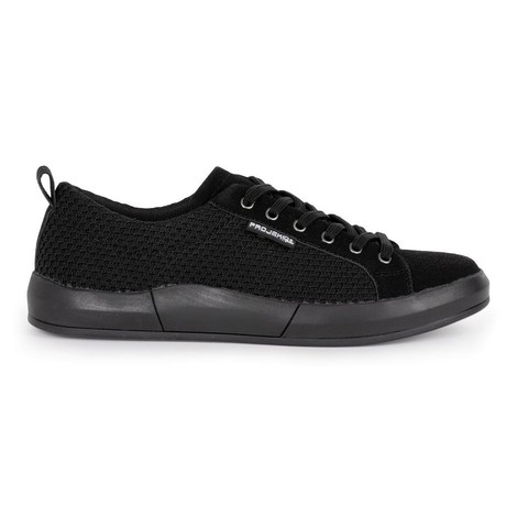 Trevon Laced Up Fashion Sneaker // Black (Euro: 44)