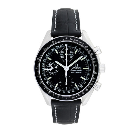 Omega Speedmaster Day-Date Chronograph Automatic // Pre-Owned