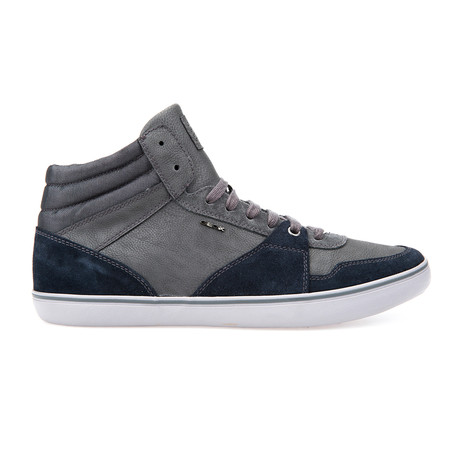 Box Sneakers // Navy + Anthracite (Euro: 44)