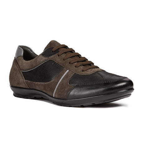 Uomo Symbol Shoes // Black + Mud (Euro: 43)