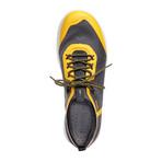 Nebula X Sneakers // Navy + Yellow (Euro: 40)