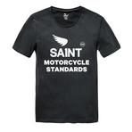Saint Motorcycle Standards Tee // Black (L)