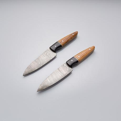 Chef Knife // Set of 2 Pcs // 13