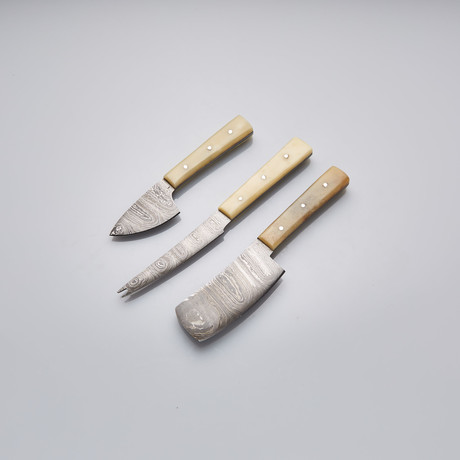 Cheese Knife // Set of 3 Pcs //19