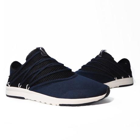Transforming Sneaker // Midnight Blue (US: 11)