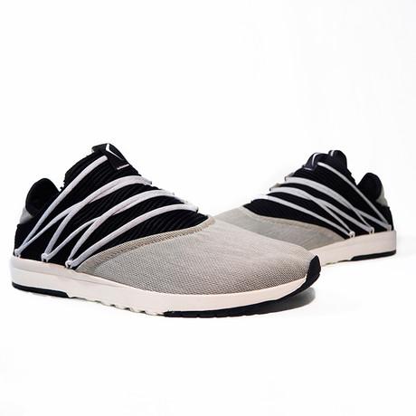 Transforming Sneaker // Panda Gray (US: 11)
