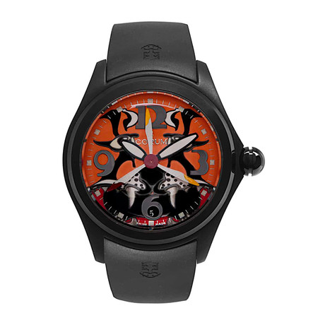 Corum Bubble 47 Tiger Automatic // 082.310.98/0371 TIGER // Store Display