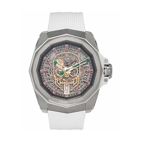 Corum Admiral's Cup AC-One 45 Skull Automatic // 082.401.04/F379 FH12 // Store Display