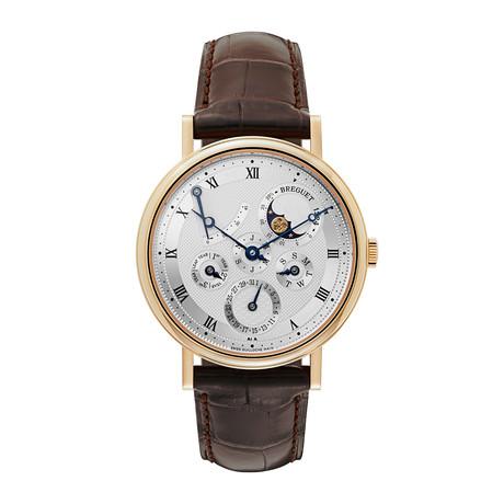 Breguet Classique Perpetual Calendar Automatic // 5327BA1E9V6 // Store Display