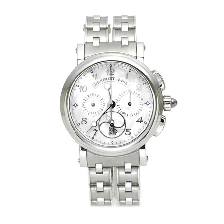 Breguet Chronograph Automatic // 8827ST5WSM0 // Store Display