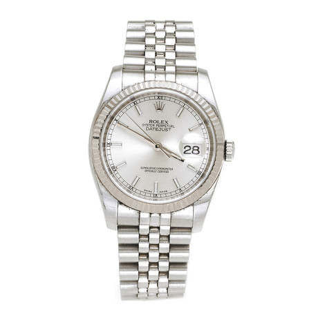 Rolex Datejust 36 Automatic // 116234 // 116234-PO3 // Pre-Owned