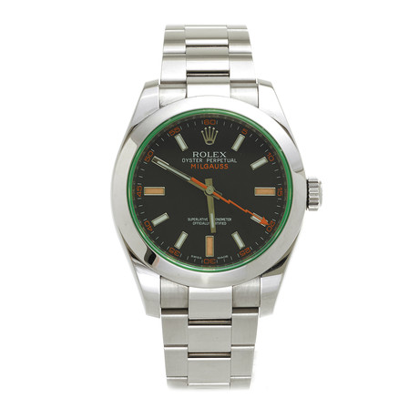 Rolex Milgauss Automatic // 116400GV // Pre-Owned