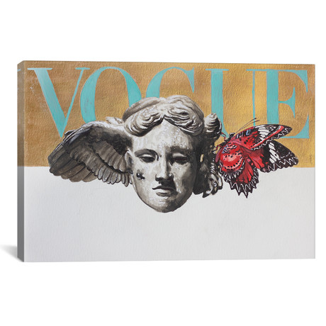 """Vogue by Tomasz Rut (26""""W x 18""""H x 0.75""""D)"""