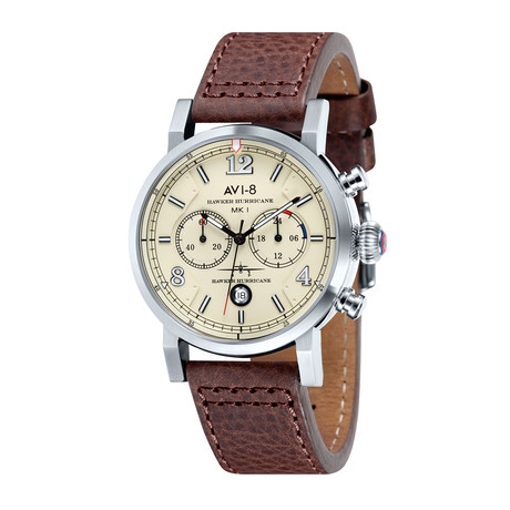 Avi-8 Hawker Hurricane Chronograph Quartz // AV-40150-03