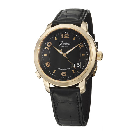 Glashutte PanoMatic Central XL Automatic // 100-03-22-11-05 // New