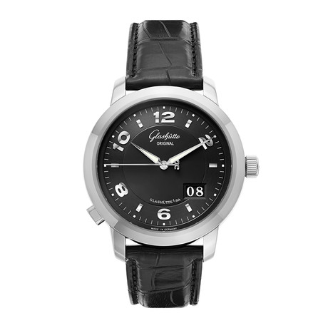 Glashutte PanoMatic Central XL Automatic // 100-03-23-14-05 // New