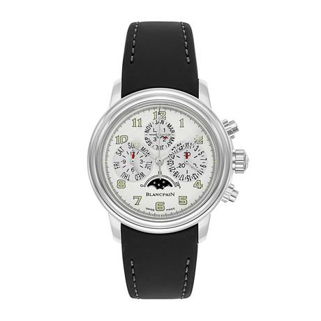 Blancpain Leman Chronograph Automatic // 2585F-1127-64B // New