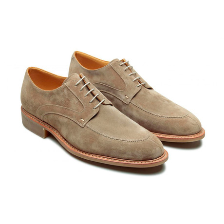 Drome Lace-Up Split Toe // Wood Suede (US: 7)