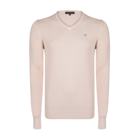 Mason Spring Pullover // Pink (S)