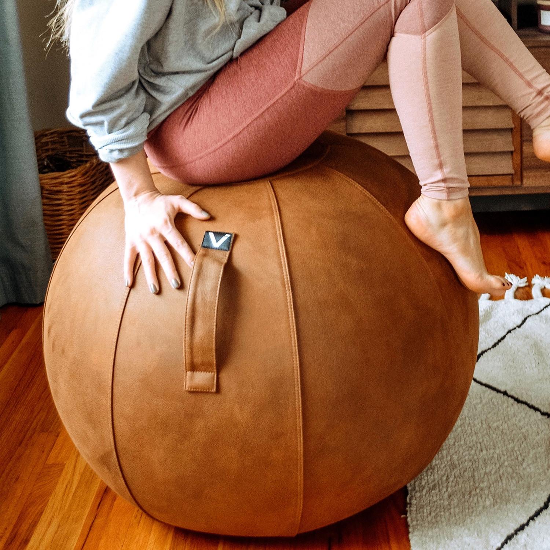 Luno lacewood vegan leatherette standard size vivora touch of