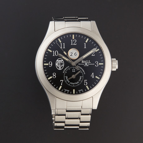 Ball Engineer II Grand Central Terminal Automatic // GM2086C-S2-BK // Store Display