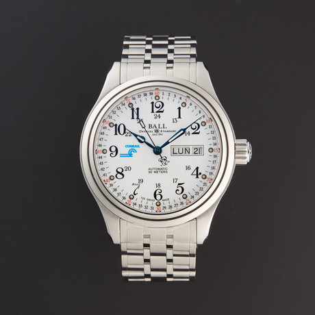 Ball Automatic // NM1058D-S10J-WH // Store Display