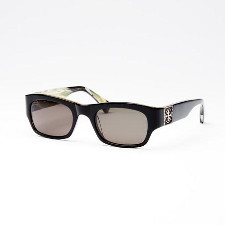 Unisex Highway 61 Sunglasses // Black Horn