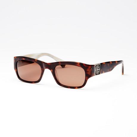 Unisex Highway 61 Sunglasses // Havana Cream