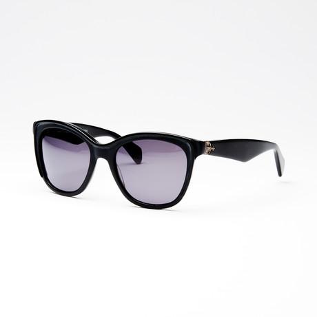 Women's Sugaree Sunglasses // Matte Black