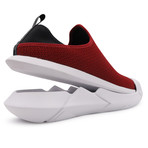 Convertible Slip-Ons // Rose Red (US: 10)