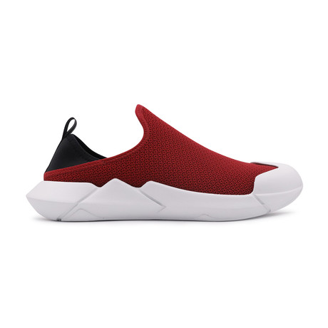 Convertible Slip-Ons // Rose Red (US: 9)