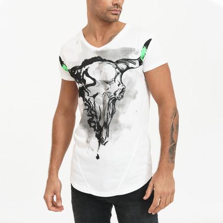 Mason T-Shirt // White (L)