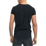 Mason T-Shirt // Black (L)