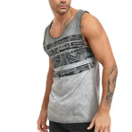 Trey Tank Top // Anthracite (S)