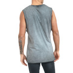 Randy Tank Top // Anthracite (S)